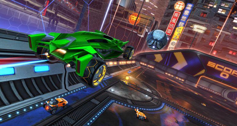 Rocket League version 1.39