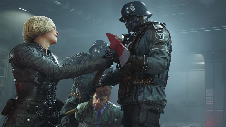 Wolfenstein 2 The New Colossus Update 1.02 Patch Notes