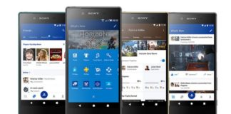playstation app for android and iOS