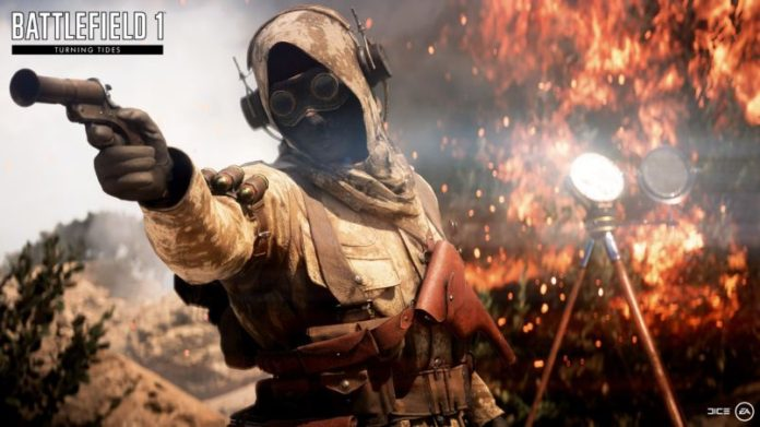 Battlefield 1 1.17 PS4 Patch Notes