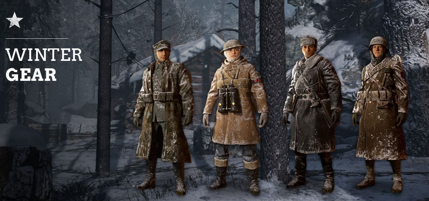 Cod Ww2 Update 1 07 Released On Ps4 And Xbox One Sihmar