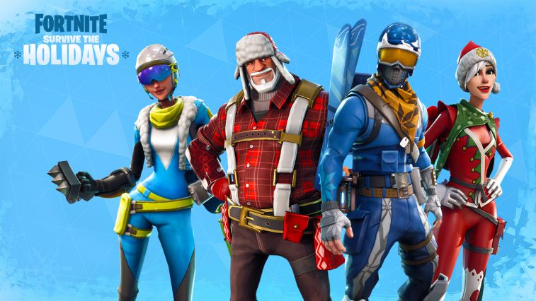 Fortnite version 1.34 PS4 Patch Notes