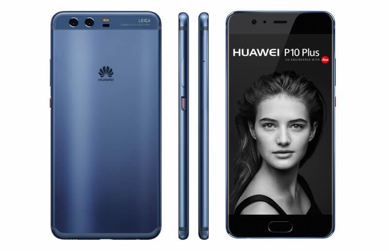 Huawei P10 Plus update sihmar