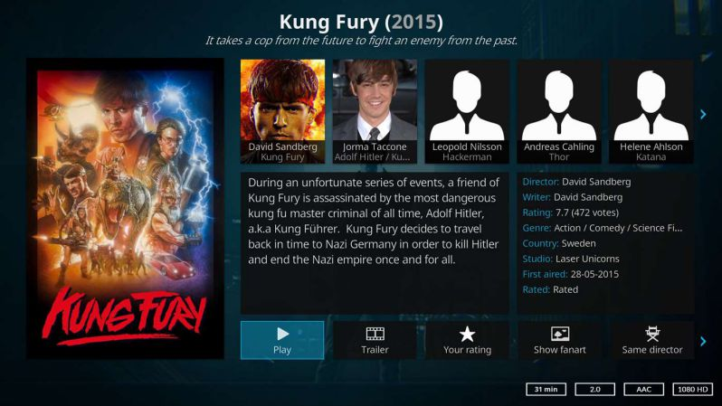 Kodi for Xbox One Download Sihmar