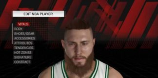 NBA 2k18 1.07 Patch Notes Sihmar