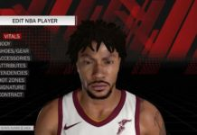 NBA 2k18 update 1.08 Patch Notes Sihmar