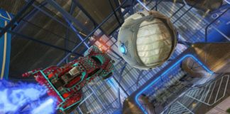 Rocket League update 1.40 Patch Notes - Sihmar