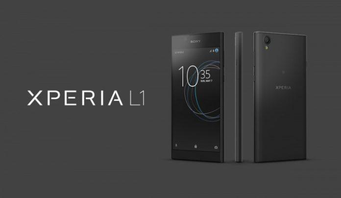 Xperia L1 Update Sihmar