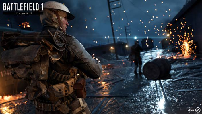 Battlefield 1 version 1.18
