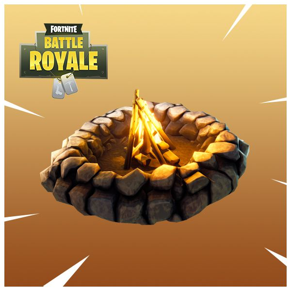 Fortnite 1.34 for PS4 brings Cozy Campfire healing trap