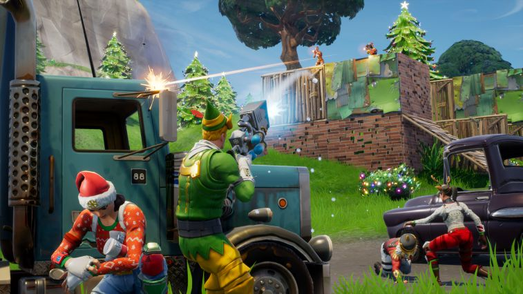 Fortnite Update 1.36 PS4 Patch Notes
