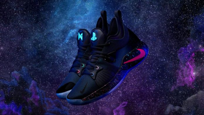 Nike and PlayStation Limited Edition PG2 Sneakers released
