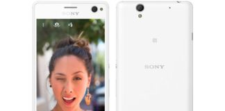 Sony Xperia C4 Update Sihmar