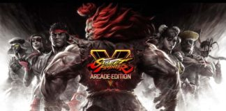Street Fighter V Arcade edition Sihmar
