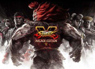 Street Fighter V Arcade edition Sihmar