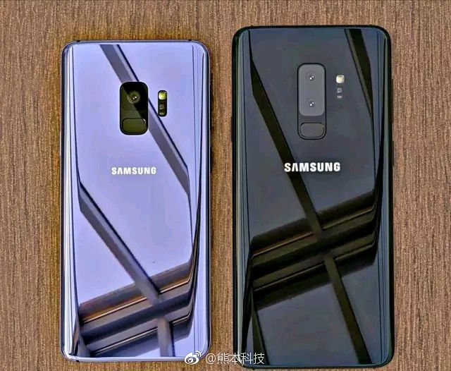 Galaxy S9 and Galaxy S9 Plus image leaked