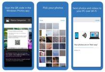 Microsoft Photos Companion app for Android and iOS