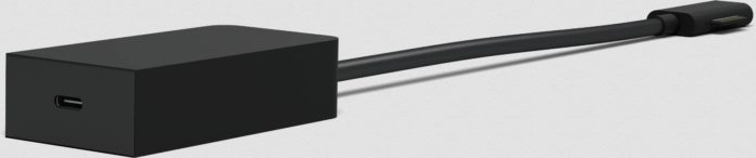 Microsoft Surface USB-C dongle