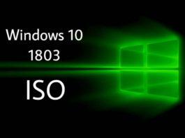 Windows 10 1803 ISO Download links