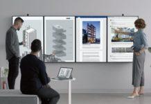 Microsoft Surface Hub 2 announced News by Sihmar.com
