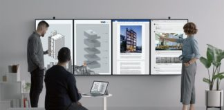 Microsoft Surface Hub 2 announced News by Sihmar.com